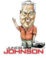 For Junior Johnson, racing was about winning and not the glory or fame