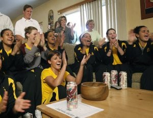 ASU women to meet Temple in NCAA first round