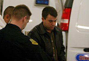 Murder suspect sentenced in fraud case