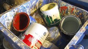 E.V. facility takes household hazardous waste