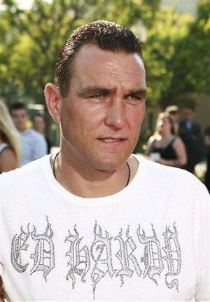 Brit actor Vinnie Jones arrested in SD bar fight