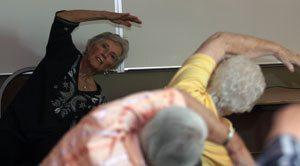 Tai chi brings seniors balance, new mobility