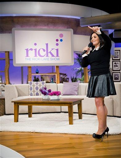 Ricki Lake Show 2012