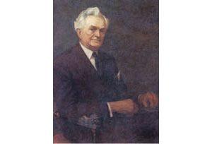 Portrait of a president-prophet