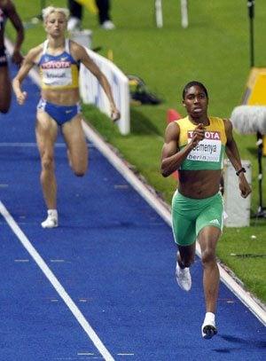 Global Olympics body seeks gender-test centers