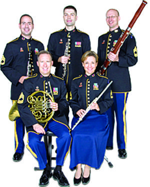 Pentagon Winds woodwind quintet