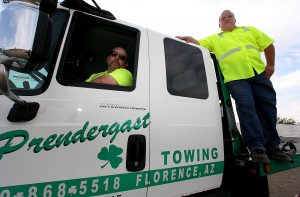 Capped rates upset Pinal tow truck drivers