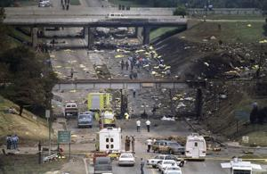 Northwest Flight 255 Crash 1987