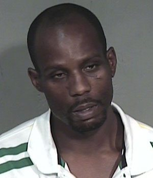 Rapper DMX arrested in animal cruelty, drug case