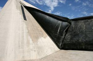 Tempe Town Lake dam