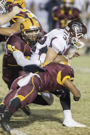 Mountain Pointe defense