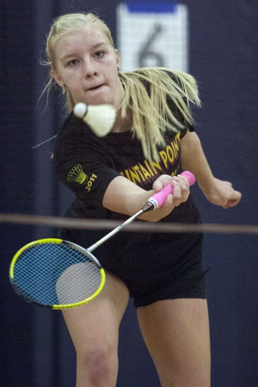 Badminton State Championships