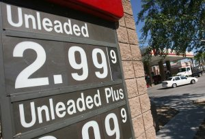 Cheaper gas doesn't mean anyone's spending freely