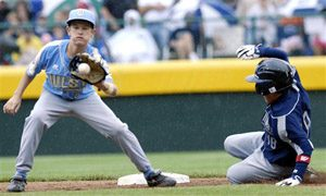 Chandler National falls to Texas Little League team