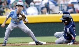 Chandler National falls to Texas Little League team