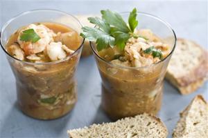 Food Deadline Seafood Stew
