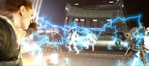 Nerdvana: 'Star Wars: The Force Unleashed' demo short and sweet