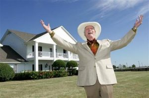 Larry Hagman excited about 30th `Dallas' reunion