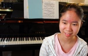 12-year-old pianist to perform on 'From the Top'