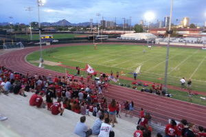 Brophy vs. Desert Mountain football