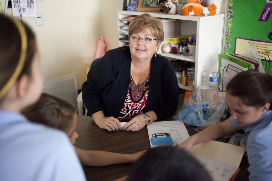 Best of Mesa 2014 Elementary School Teacher: Mary Ellen Thayer