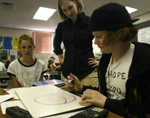 Program helps Gilbert students aim higher
