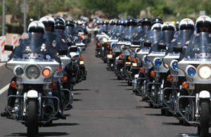 Gilbert officer laid to rest