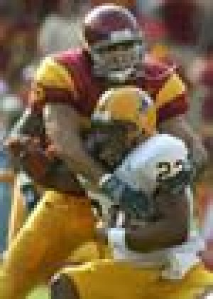ASU running back Hakim Hill kicked off team