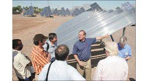 Solar industry losing power