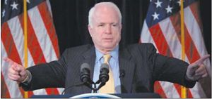 McCain set to earn party's mantle