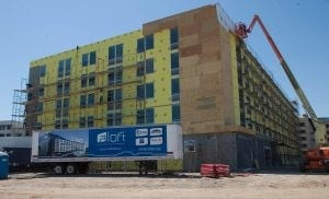 Buzz already growing for Tempe hotel