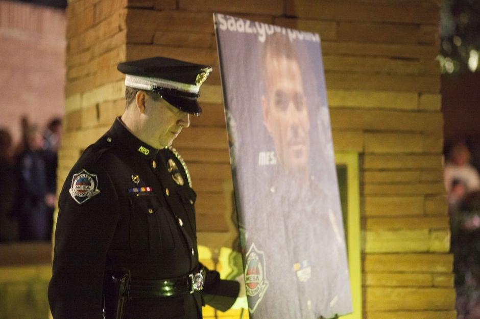 Vigil for Brandon Mendoza