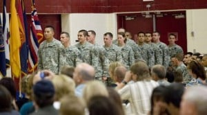 Ceremony in Tempe honors soldiers