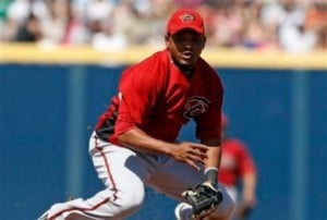 Abreu making an impression on Diamondbacks