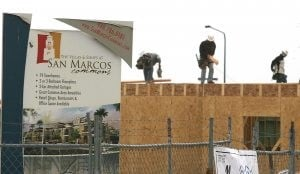 Work resumes on Chandler's San Marcos Commons