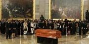 Americans honor Parks at Capitol Rotunda