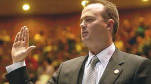 House speaker vows to overcome tough times
