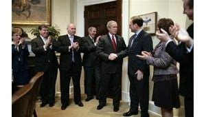 Alito is sworn in as associate justice