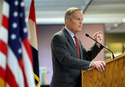 Missouri Senate-Rape Comments