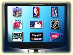 Sports on TV