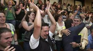 Gay marriage bill signed in New Hampshire