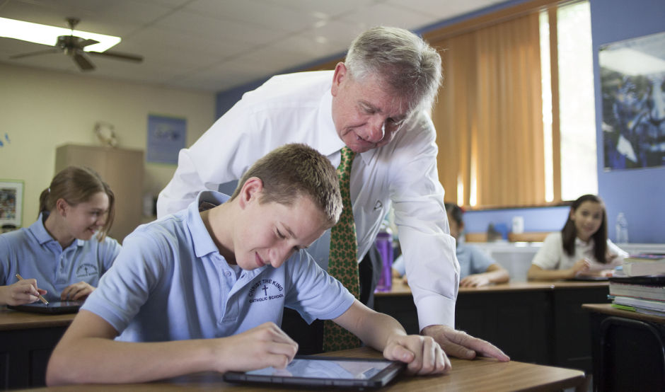 Best of Mesa 2014 Middle School Teacher: Pat Curry