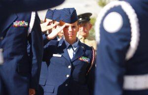 Higley High School ceremony honors veterans