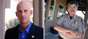 Pinal deputies union split on sheriff candidates