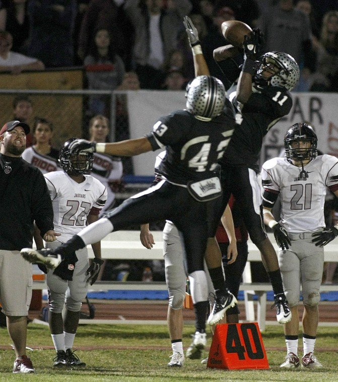Hamilton vs Desert Ridge 2011