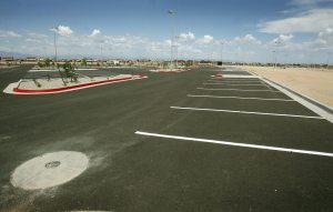 Hunt Highway center ready for retailers to build