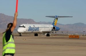 Low-cost airline helps Gateway buck trends