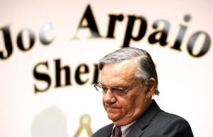 Feds strip Arpaio of immigration authority