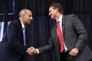 Richard Carmona, Jeff Flake