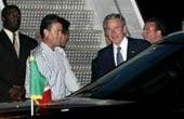 Bush, Fox, Harper discuss economic issues